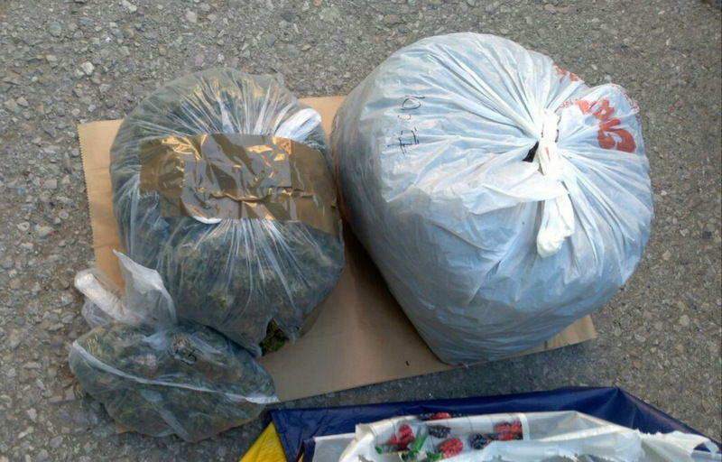 U automobilu krio tri paketa droge