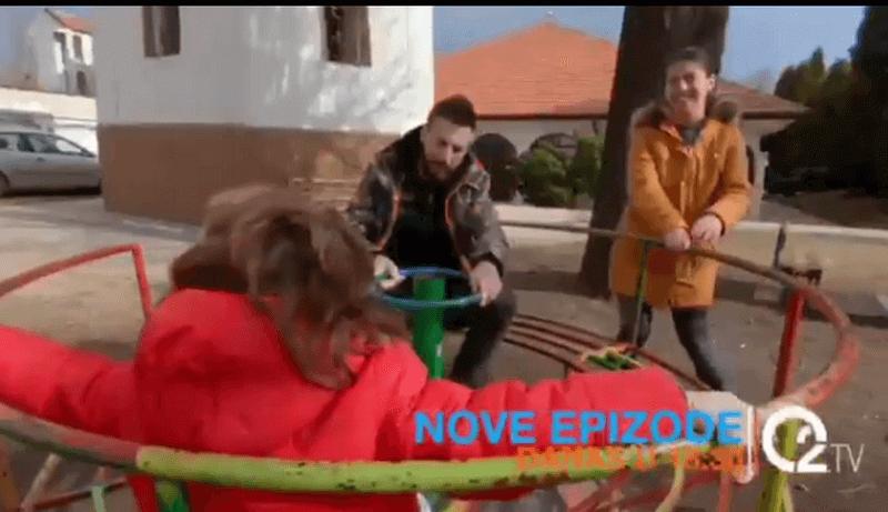 "Mali Leskovčanin nasmejao sve u kvizu ""Stolice"" (VIDEO)"