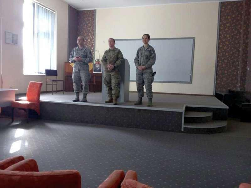 NKPJ: Gimnazijalci slušali predavanje vojnika NATO koji je ubio 63 njihova sugrađana