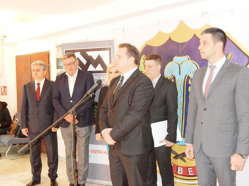 Nebojša Arsić: U Medveđi se piše nova istorija