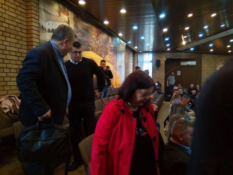 Opozicioni odbornici napustili Skupštinu grada Vranja