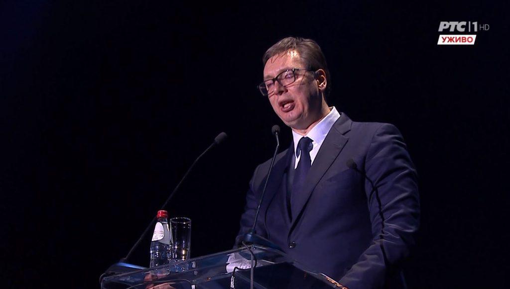 Vučić o bombardovanju: Za nas će to uvek biti zločin