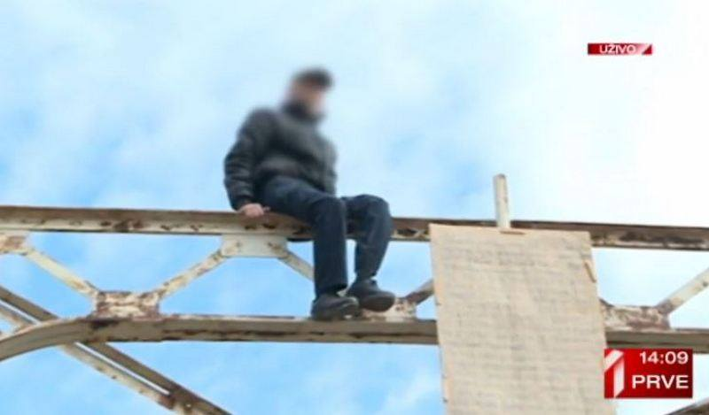 Pokušao da skoči s mosta zbog devetogodišnjeg sudskog spora