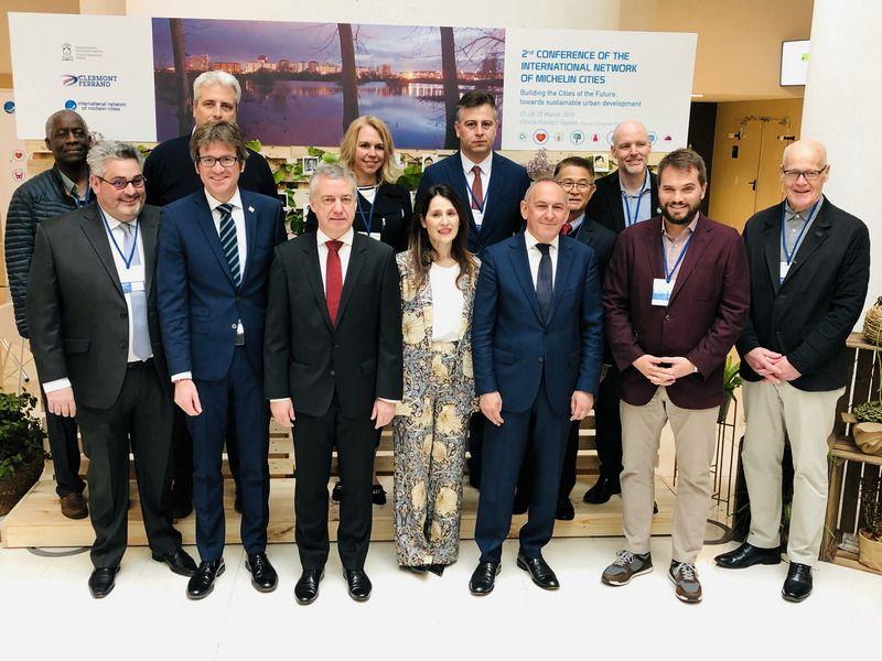 Vasić na skupu u Španiji sa gradonačelnicima iz Evrope, Azije i Amerike