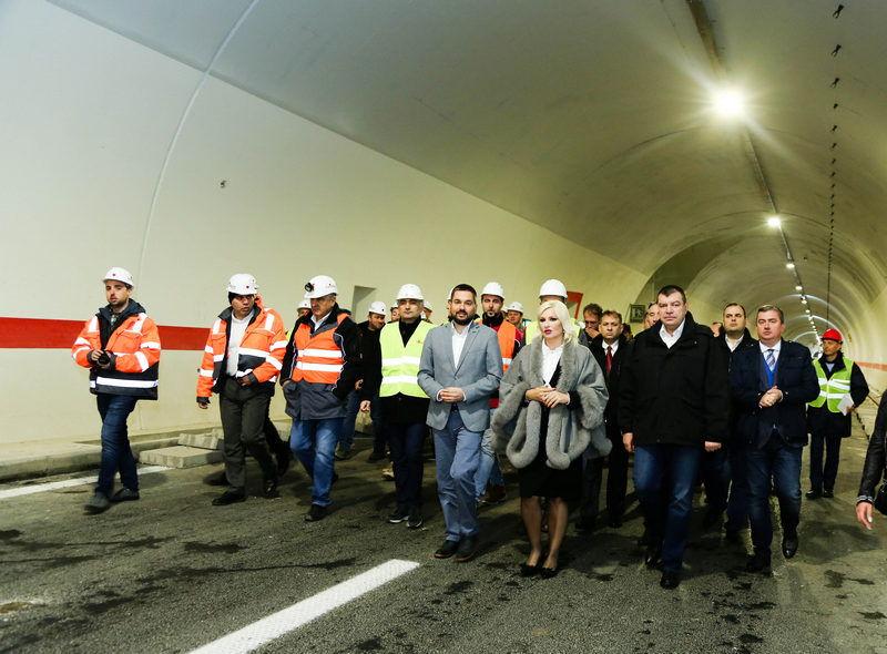 Zorana Mihajlović obećala puštanje auto-puta u Grdelici pre leta