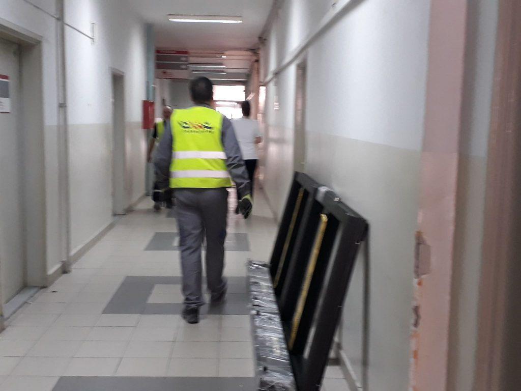 Radovi u bolnici neće smetati pacijentima