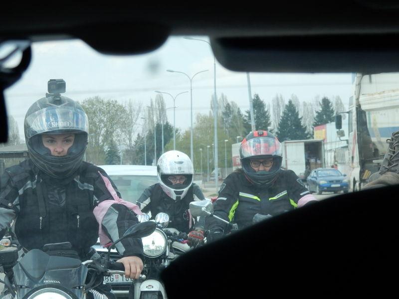 Bajkerke u borbi protiv raka protutnjale kroz Leskovac