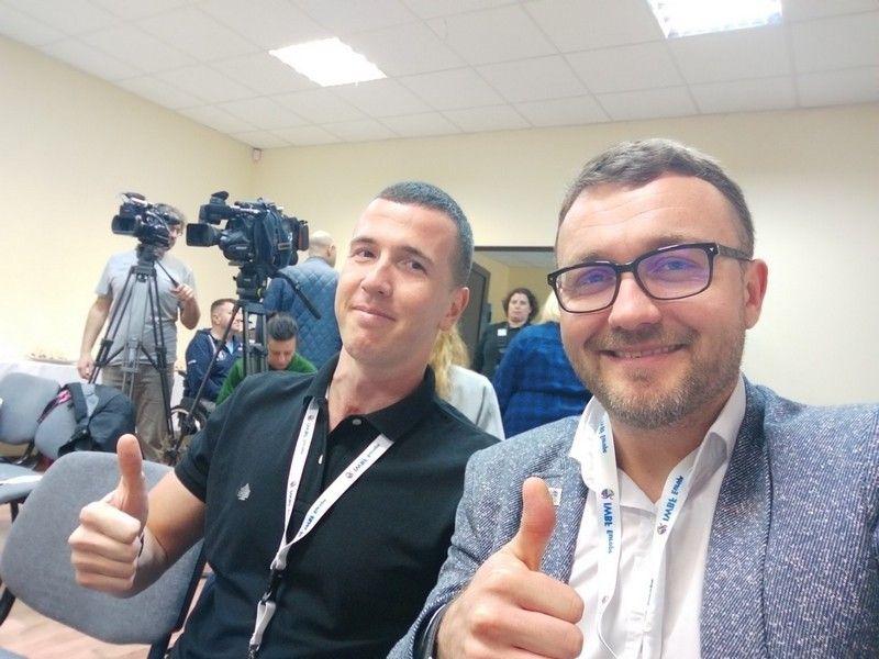 Predstavnici KKK Nais na žrebu za Evropsko prvenstvo C divizije u Sofiji