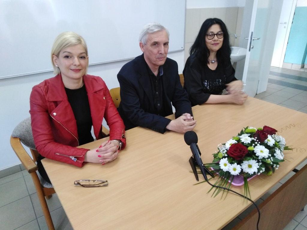 Saradnja vlasotinačke Gimnazije sa školom iz Skoplja