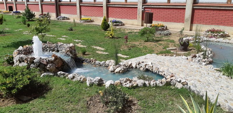 Otvorena prva školska botanička bašta