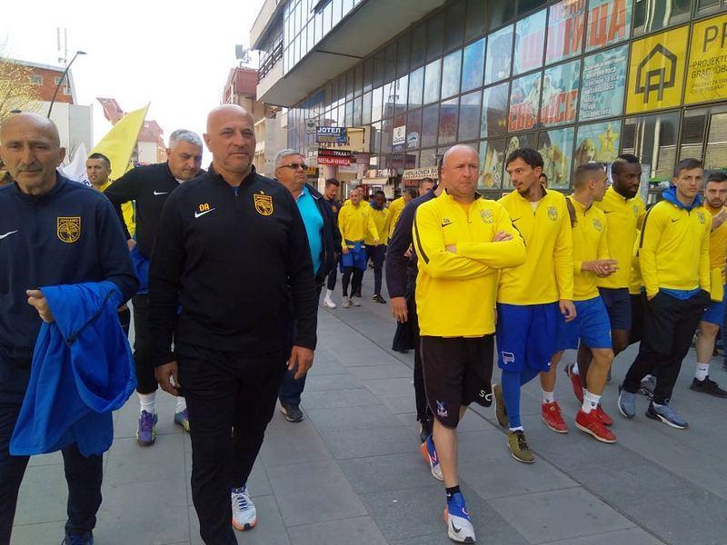 Dinamo pojačan sa šest novih igrača iz Preševa