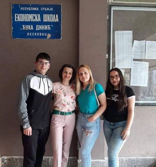 Nagradno putovanje za leskovačke đake po zemljama Evropske unije