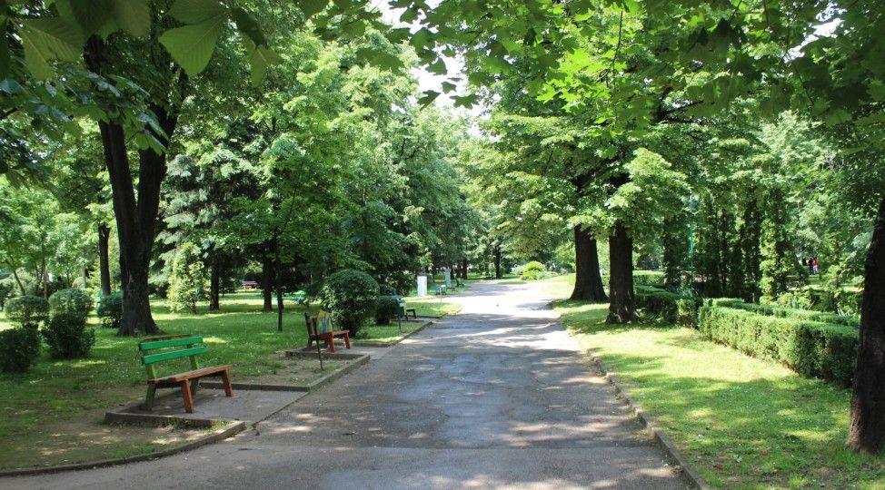 Za rekonstrukciju gradskog parka 30 miliona dinara