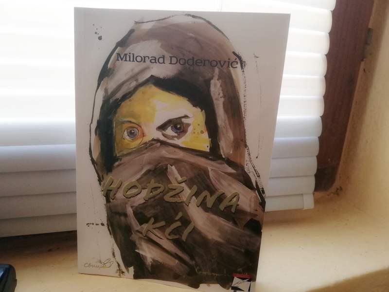"Roman ""Hodžina kći"" kao podsetnik na normalan život sa Albancima"