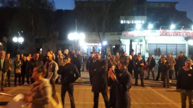 Peti protesti u Lebanu