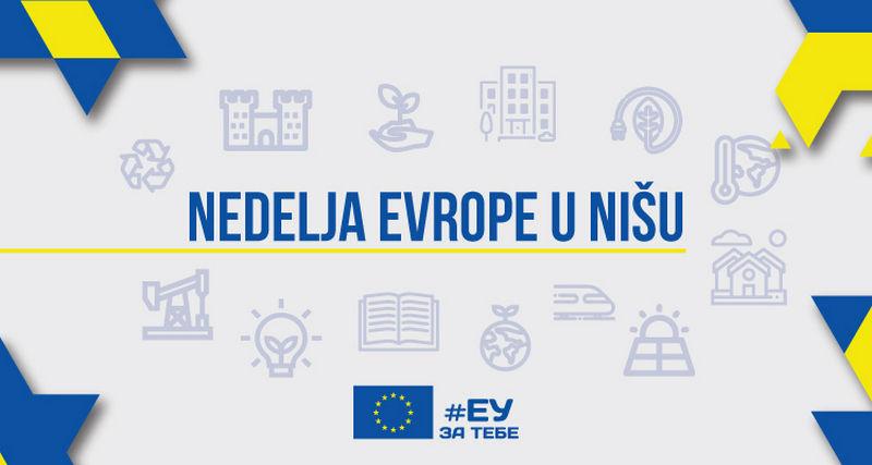 Nedelja Evrope u Nišu