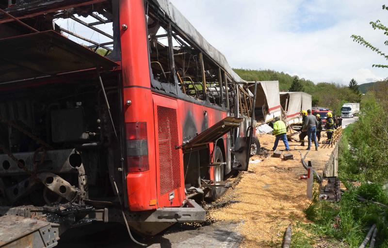 U Kuršumliji 2. maj Dan žalosti zbog današnje stravične nesreće