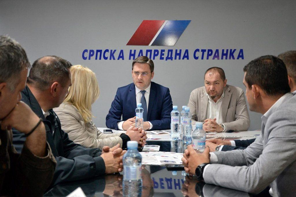 Selaković pozvao Piroćance da dođu u Beograd 19. aprila