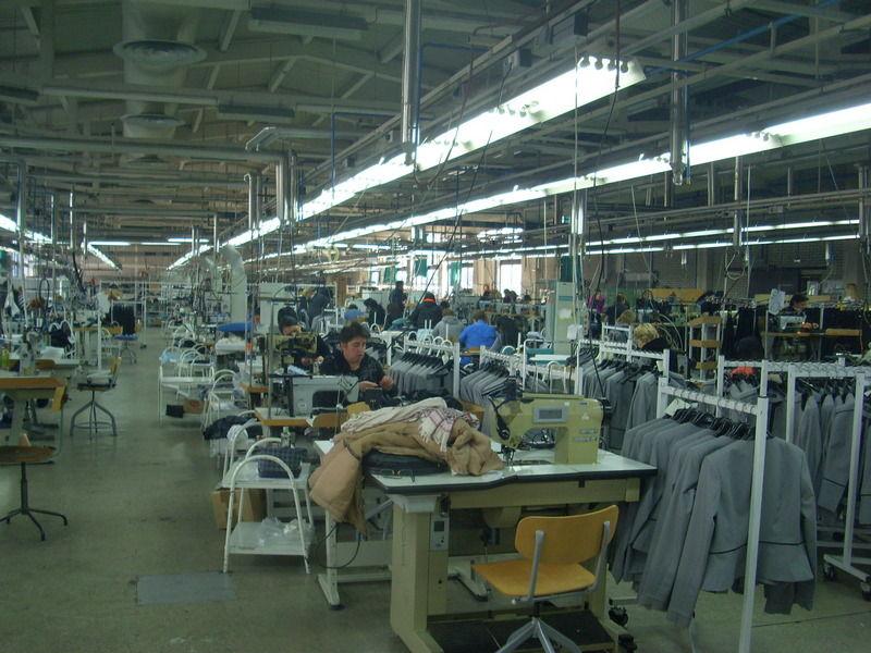 Obuka za šivače u fabrici Kompanije E Miroljo
