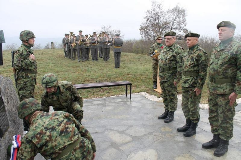 Održan pomen vojnicima stradalim u NATO agresiji