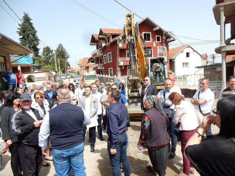 Za 60 dana stanovnici Radanske i Sutjeske ulice hodaće asfaltom