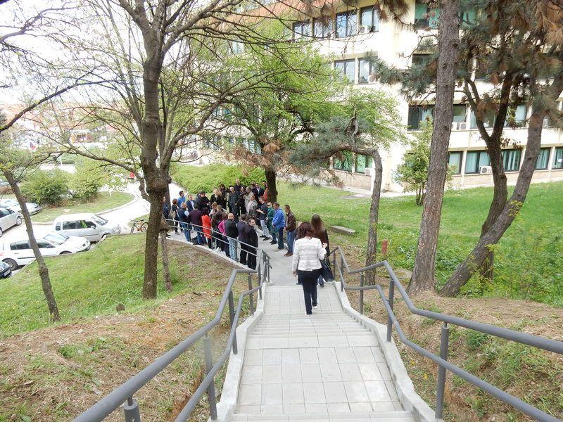 """Stepenište ka parku """"Devet Jugovića"""" dobilo novi izgled"""