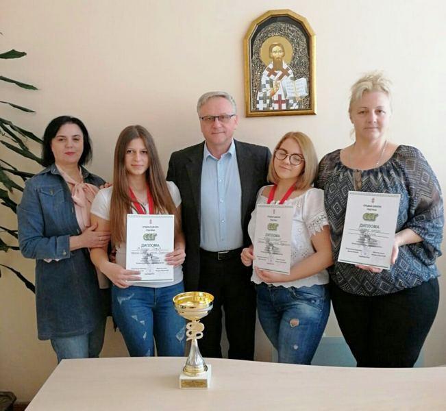 Srednja škola iz Grdelice ponovo pobednik na Republičkom takmičenju