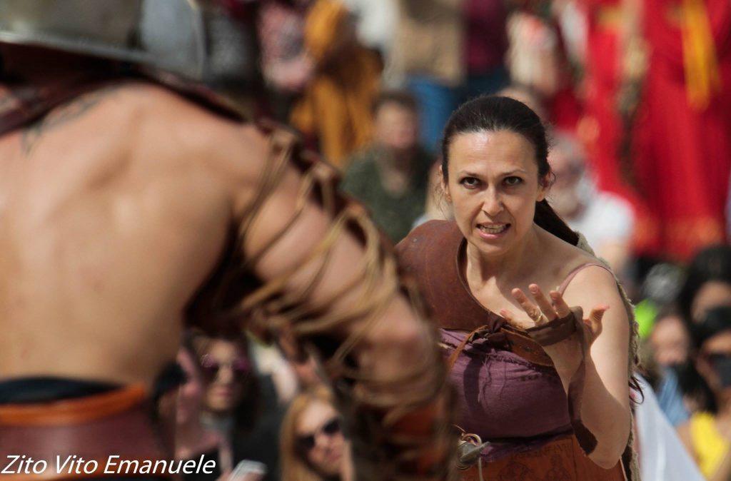 Ova Nišlijka je danju pravi gladijator, a noću operska diva