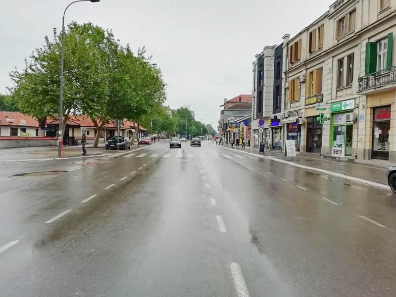 Izmena režima saobraćaja u centru Leskovca zbog snimanja emisije RTS