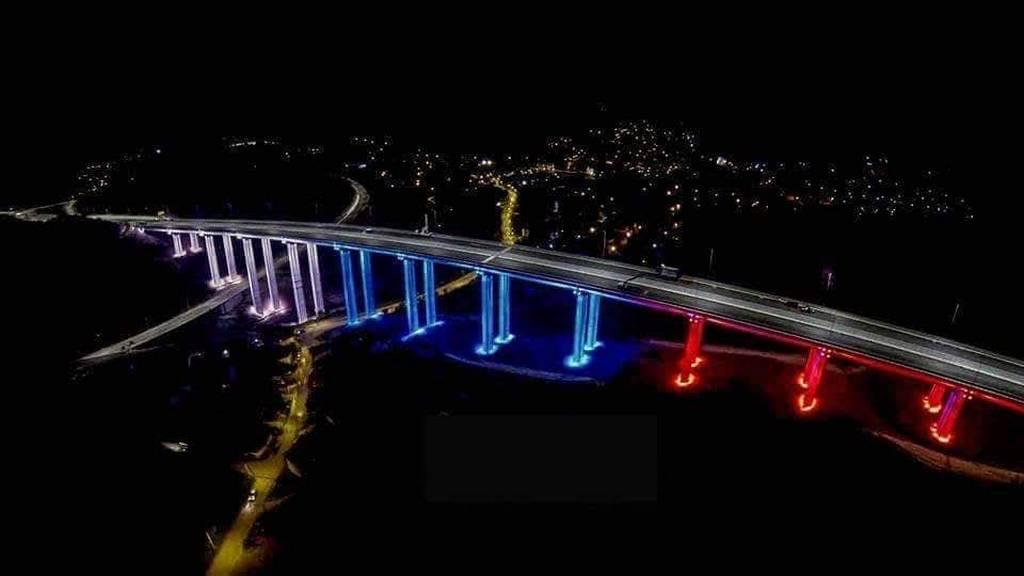 Svečano otvaranje Koridora 10 večeras ispod mosta