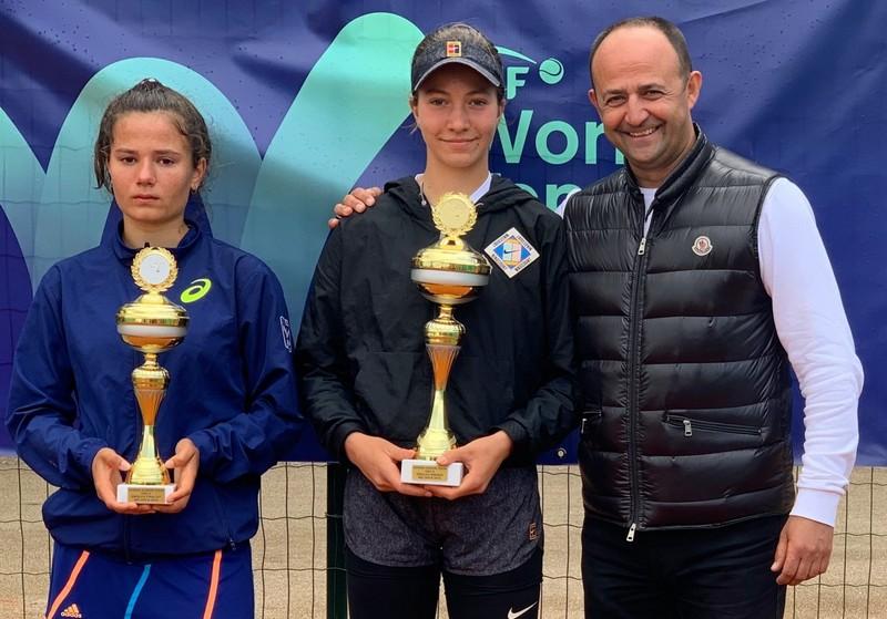 Prva ITF titula za Lolu Radivojević