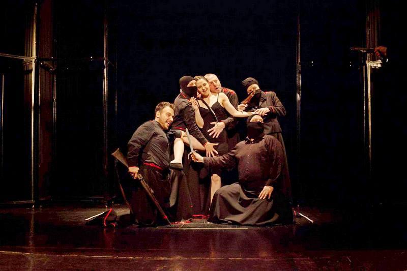"""Predstava """"Hasanaginica"""" na daskama leskovačkog pozorišta"""