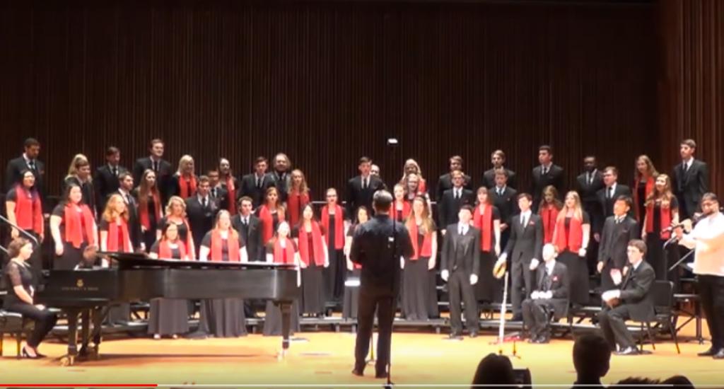 Američki hor večeras u Nišu peva srpsku pravoslavnu, svetovnu i etno muziku (VIDEO)