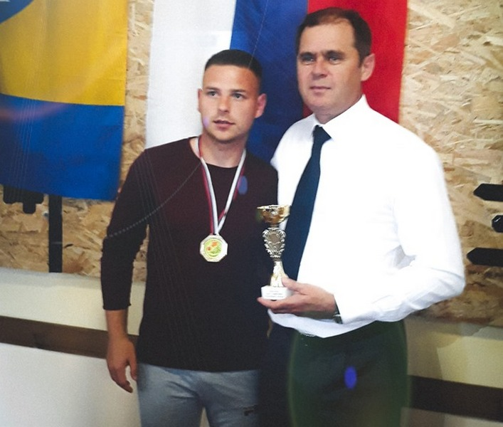 Nikola ponovo doneo zlato u Medveđu sa Evropskog prvenstva
