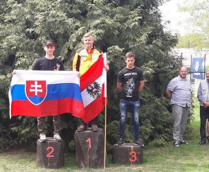 Lazar Tasić među tri najboljih drvoseča u Evropi