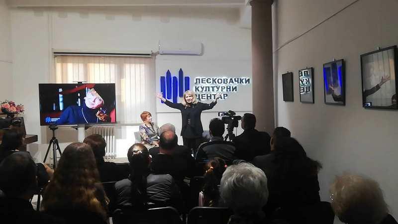 Ljiljana Stjepanović: Poziv za gostovanje u Leskovcu nisam mogla da odbijem