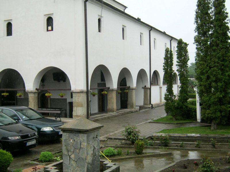Deo moštiju Prepodobnog Justina Ćelijskog stiže u Vranje