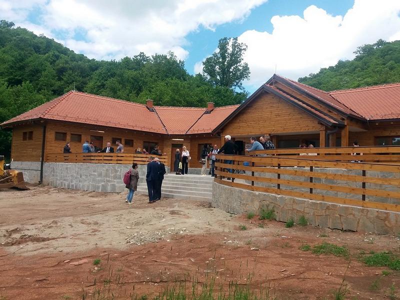 Kod Cerjanske pećine otvoren novi Vizitorski centar