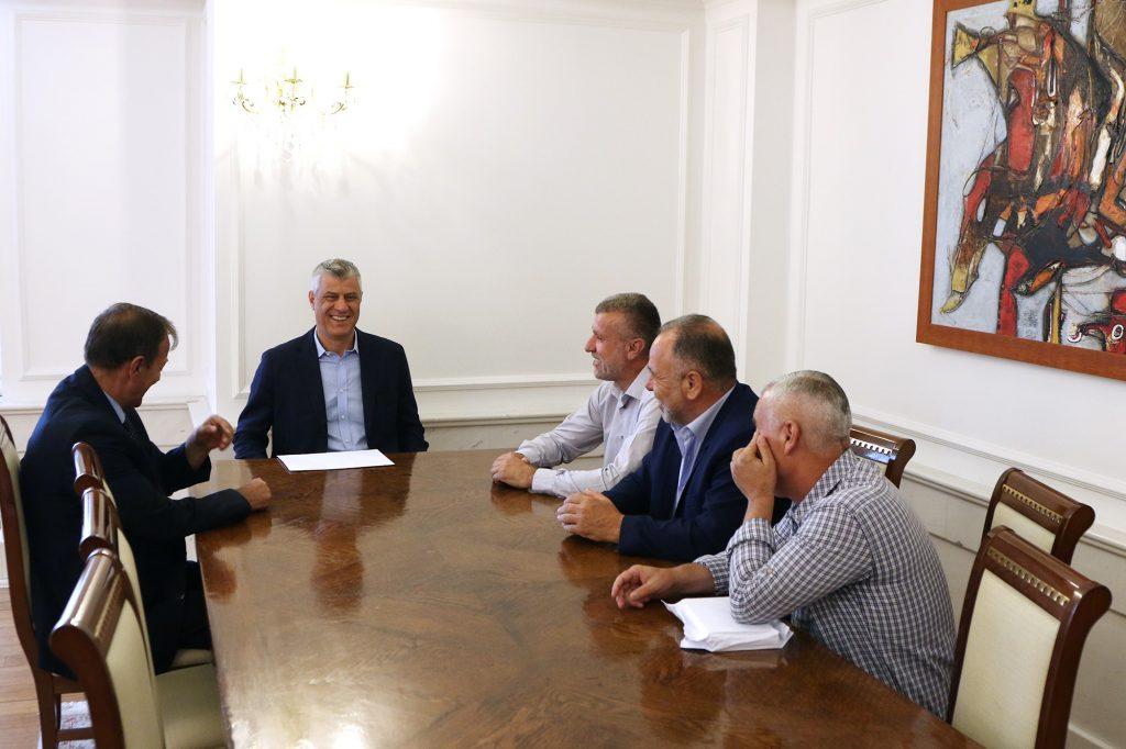 Tači: Radim na ujedinjenju Preševske doline i Kosova, to je san svakog Albanca