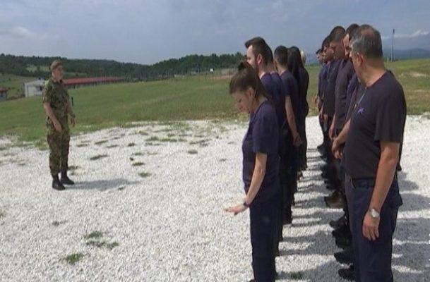 U bazi Jug obučavaju civile za mirovne misije