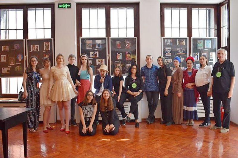 Učenici vlasotinačke gimnazije oduševili svojim nastupom i u Ateljeu 212