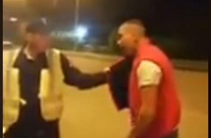 Mrtav pijan maltretirao policajce na dužnosti, i nikom ništa (VIDEO)