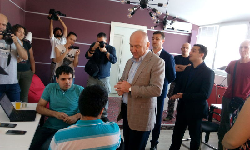 U Pirotu otvoren prvi Start up centar