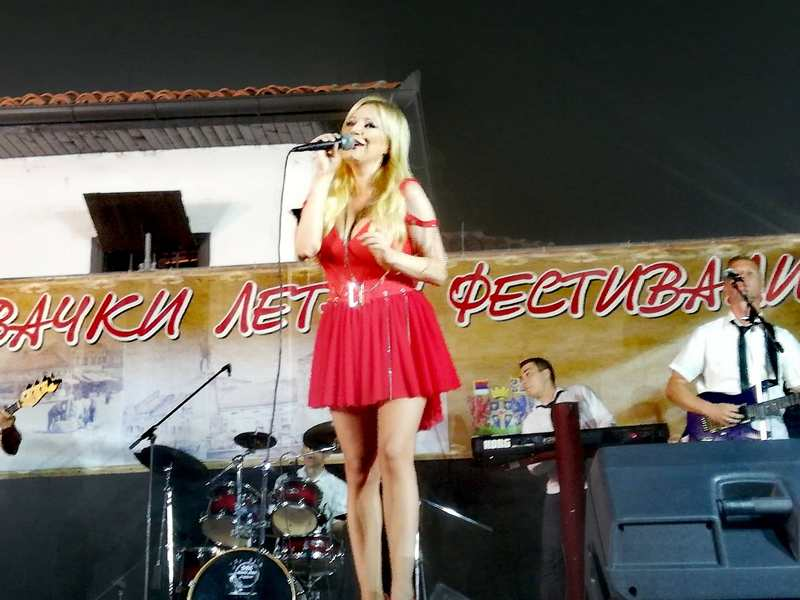 Ivana Jordan: Uvek se sa radošću vraćam u Leskovac