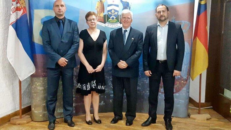 Ambasador SAD: Vranje poseduje velike potencijale