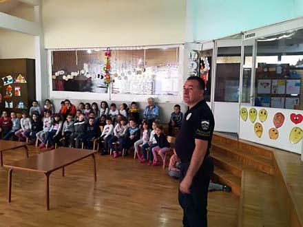 Predavanja za mališane o zaštiti životne sredine