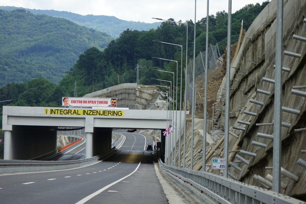 Za konačni završetak Koridora 10 i trajnu sanaciju kosina u Grdelici dodatnih 17 miliona evra