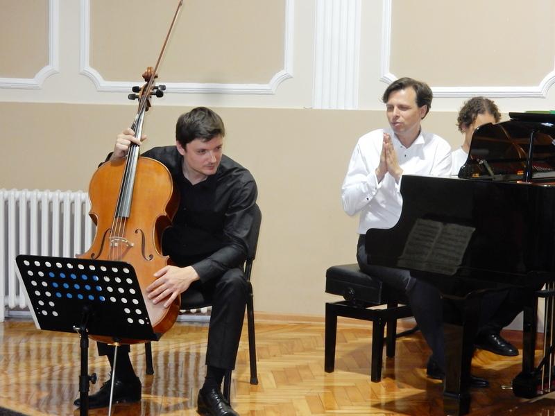 Na otvaranju LEDAMUS-a Milošević i Prokofijev premijerno izveli Kapustinovu džez sonatu (video)