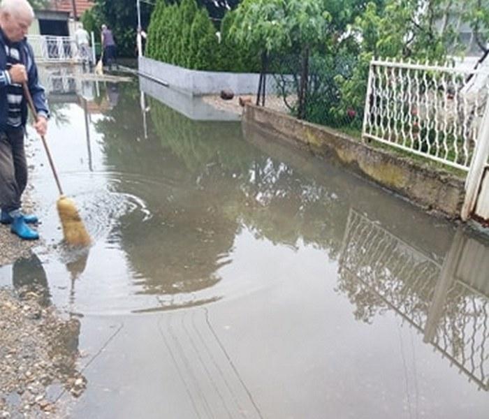 U Ančiki se izlila kanalizacija