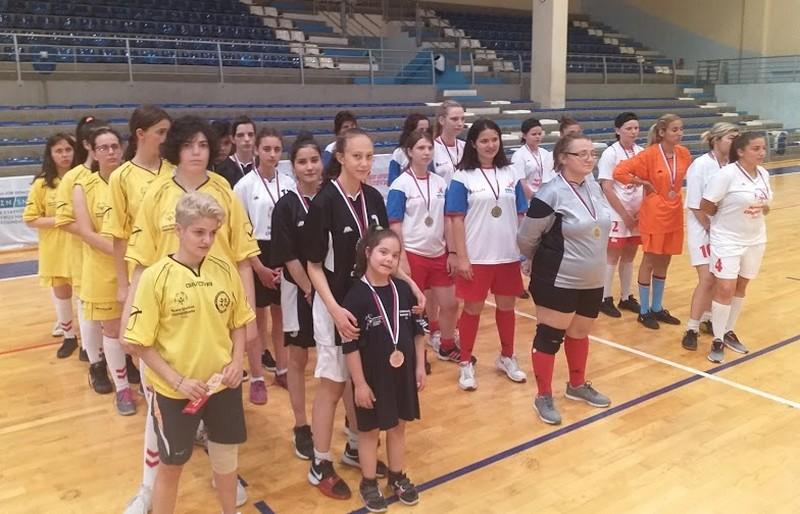 Sportski klub Arena doneo u Leskovac prgršt medalja